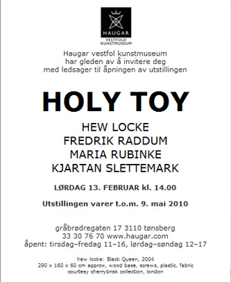 Holy Toy